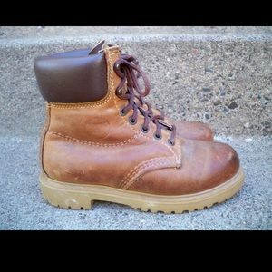 Red Wing Men's Rubberneck Hunting Leather Boots 5